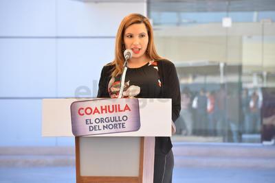 Leticia Decanini Salinas, Comisionada para la Instrumentación del Nuevo Sistema de Justicia Penal en Coahuila, expresó que pese a que en 2011 Coahuila se encontraba en los últimos lugares relacionados con las acciones para la implementación del mismo.