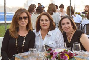 Ana, Caro y Chelito