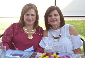 Laura y Roxana