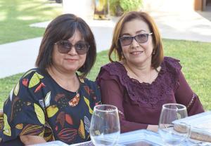 Magaly y Carmen