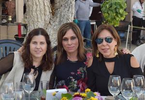 Susana, Pilar y Nenabel