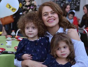 Fernanda, Isabela y Fernanda