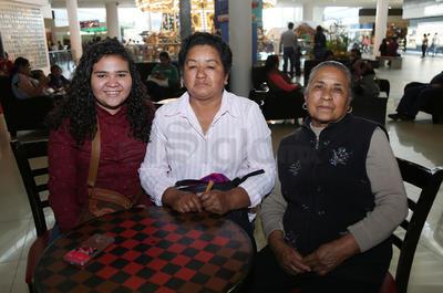 Familia Ortiz Fraire.
