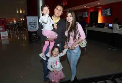 Familia Ortiz Sánchez.