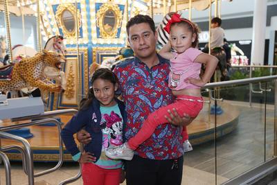 Familia Terán Ochoa.