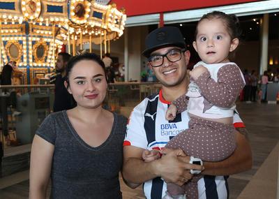 Familia Torres González.