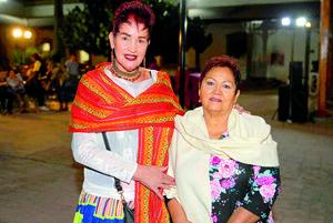 27112017 Blanca Esthela Fernández y Graciela Vázquez.