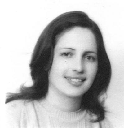 26112017 Silvia Casas Enríquez en 1970.