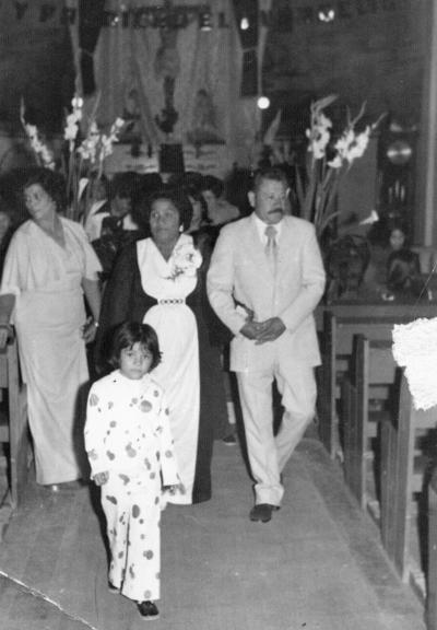 26112017 Ma. Elena Hurtado y Norberto Rangel Ríos.