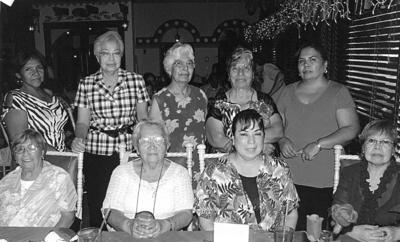 26112017 Celebrando el 50 aniversario de la tercera generación de la Escuela Normal Prof. Federico Hernández Mireles de Torreón, Coahuila.
