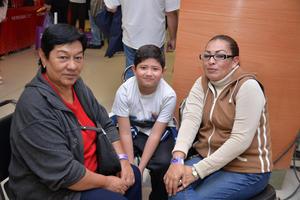 28112017 Graciela, Santiago y Cecilia.