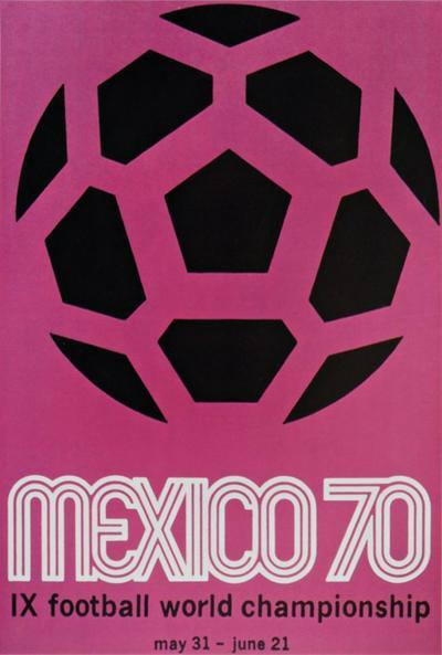 México 1970.