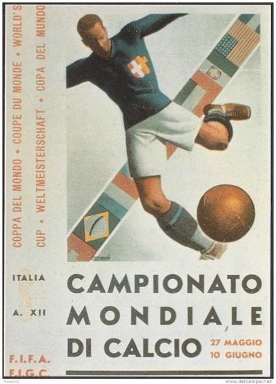 Italia 1934.