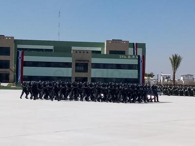 Está ubicado en el kilómetro 45 de la carretera Torreón-San Pedro, en terrenos de los ejidos San Francisco de Arriba, San Ignacio I, San Ignacio II y La Rosita.
