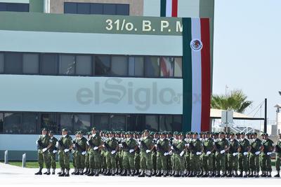 Policía Militar de la 31/o.