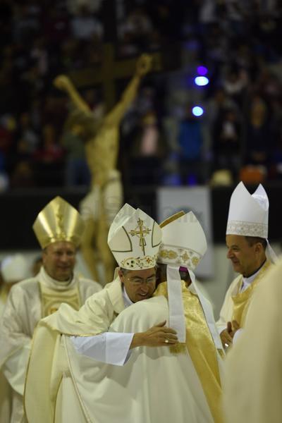 Es el cuarto Obispo de la Diócesis de Torreón.
