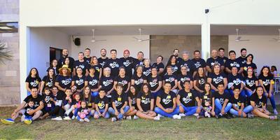 30112017 Reunión anual de la Familia Mejía.