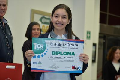 Los ganadores se llevaron tabletas, artículos deportivos, reproductores MP3, paquetes de libros y suscripciones a El Siglo de Torreón, entre otros.