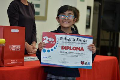 Se premiaron a los mejores alumnos de las distintas categorías.
