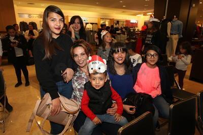 Familia Jurado Arredondo.