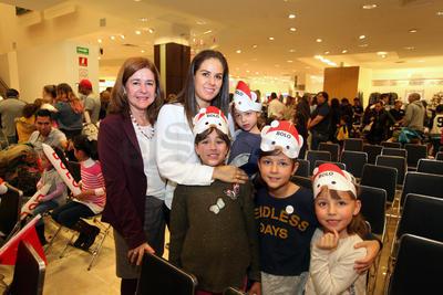 Familia Lares Martinez.