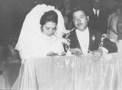 03122017 Beatriz Pérez Aguirre y José Ramón Ocón Acosta en 1990.