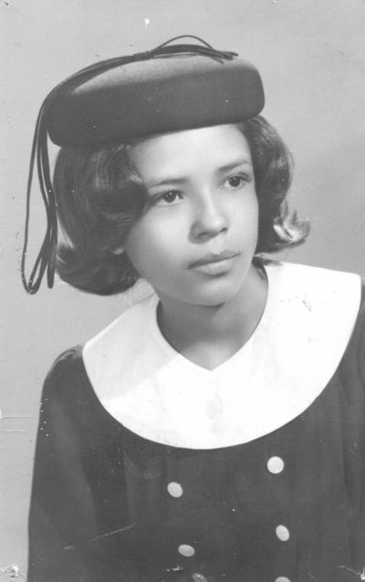 03122017 María Guadalupe Martínez Fraire Vda. de Ambriz (f), egresada del Colegio Jesús María Echavarría en 1963.