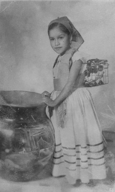 03122017 Irma Medrano de la Cerda, quien nació el 25 de octubre de 1951