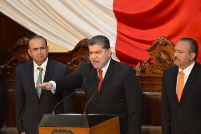 Riquelme se convirtió en el primer gobernador lagunero en medio siglo.