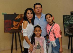02122017 EXPO PICTóRICA.  María Eugenia y Rosa María del Toro.