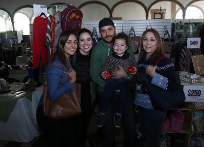 Familia Varela Rosales.