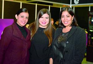04122017 Paty Facio, Nadia Román y Sarahí Chávez.
