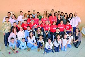 03122017 Reunión Familia Romero Espinosa.