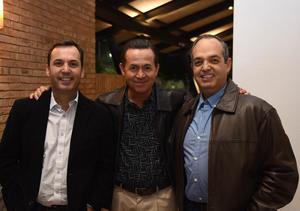07122017 Fernando, Bernardo y Ernesto.