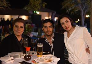 07122017 Martha, Alberto y Andrea.