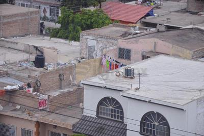Vista desde el Teleférico de Torreón.
