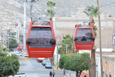 Por fin se inauguró el Teleférico de Torreón.