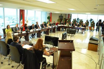 Destacó que Torreón está entre las tres ciudades que implementan el Programa ciudades y espacios públicos seguros para mujeres y niñas.