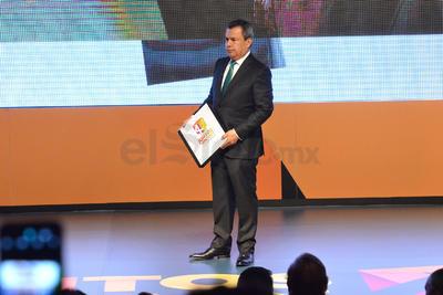 Dijo que se logró la certificación de calidad 37120, norma para el desarrollo sostenible de las ciudades.
