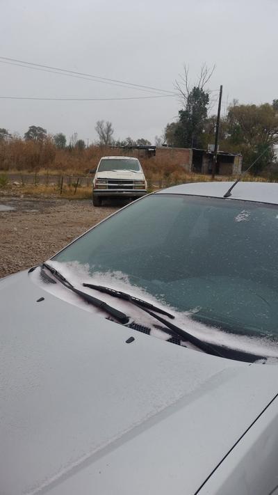 Autoridades piden precaución al transitar por carreteras.