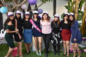 08122017 Laura Romo, Karla Romo, Estefanía Espinoza, Diana Puente, Laura Montañez, Berenice Alvarado y Paola Medina.