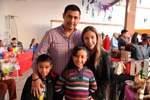 08122017 Antonio, Aurora, Aixa y Matías.