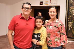 08122017 Rodolfo, Luis Rodolfo y Marcela.