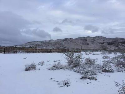 La UEPC confirmó la caída de nieve en por lo menos 27 de los 39 municipios del estado, en un reporte emitido alrededor de las 10:30 horas.