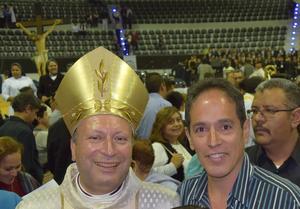 09122017 EN CONSAGRACIóN.  Franco Coppola y Paco Amoruzurrutia Carson.