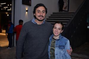 Carlos y Mariana