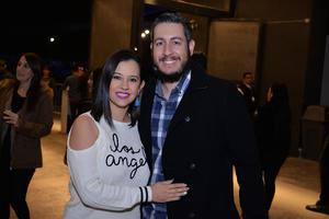 Silvia y Jesús