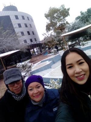 11122017 FELICES.  Damián, Olivia y Esther.