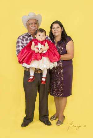 10122017 Sr. Hipólito Muñoz Alderete y Sra. Rosy Martínez de Muñoz. - Benjamín Estudio