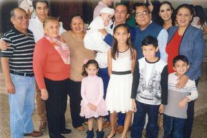 10122017 Familiares asistentes a la eucaristía.